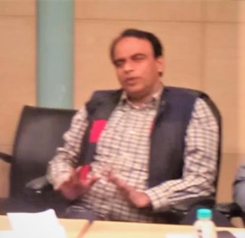 Mr. Varun Kumar, Additional General Manager, NBCC