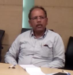 Mr. Neel Ratan Sarkar, Additional General Manager, NBCC