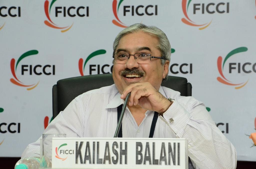 Kailash Balani, Managing Director, Balani Infotech