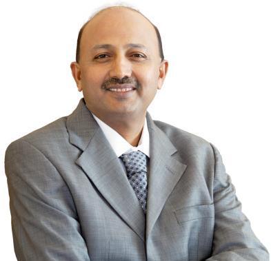 Cherukuri Krishna Murthy, Chairman, Vishnu Chemicals